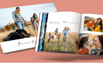 20 % Rabatt auf ausgewählte Fotoprodukte bei Ifolor