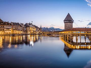 Swiss Casinos Reisegutscheine für die Schweiz im Wert von CHF 1500.- gewinnen