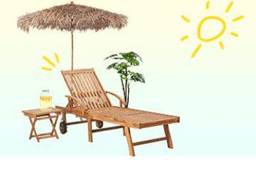 vidaXL Gutschein Schweiz: 10 % Rabatt auf Sommer-Sonderangebote